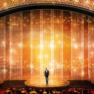 That Metal Company, #337 Aged Brass, Brass - The Oscars Dolby Theatre Hollywood