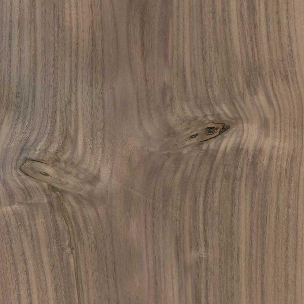 Grimmel Veneer - That Metal Company - izi|wood American Walnut, knotty