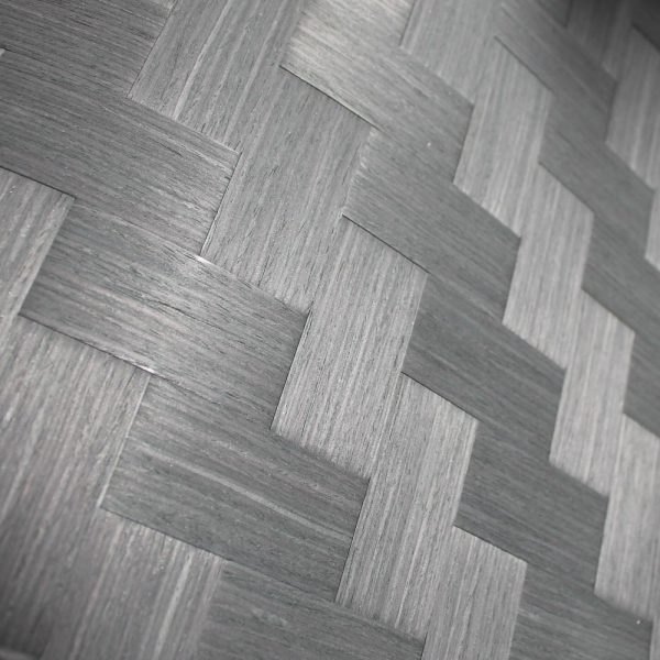 Grimmel Veneer - That Metal Company - kuvio ŵood Herringbone Dark