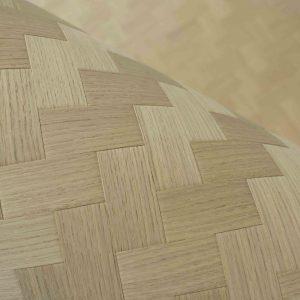 Grimmel Veneer - That Metal Company - kuvio|ŵood Herringbone Oak