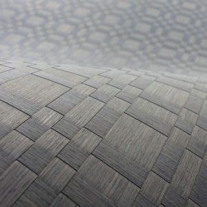 Grimmel Veneer - That Metal Company - kuvio|ŵood Plaid Checks Dark