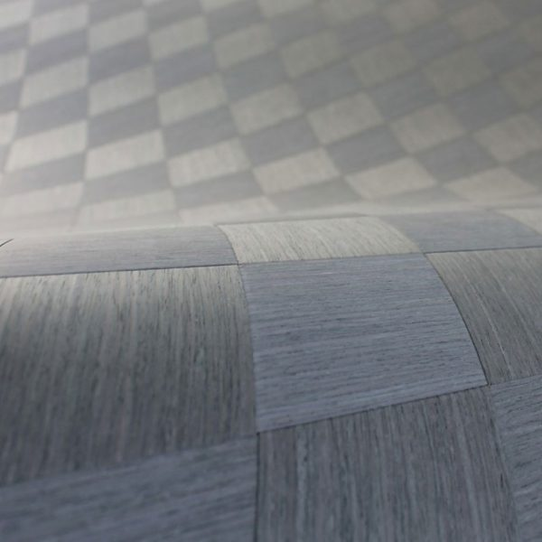 Grimmel Veneer - That Metal Company - kuvio ŵood Squares Dark