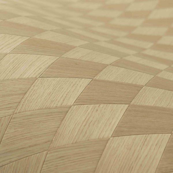 Grimmel Veneer - That Metal Company - kuvio|ŵood Squares Oak