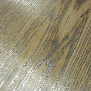 That Metal Company - Liquid Metal Series Aluminium - AL7 Aluminium Infused Wood