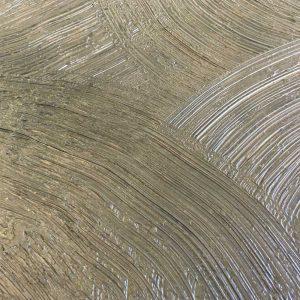 That Metal Company - Liquid Metal Series Bronze - PT10 Smoky Bronze Swirl with Dark Patina