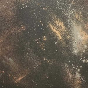 That Metal Company - Liquid Metal Series Bronze - BC4 Black Copper Milky Way