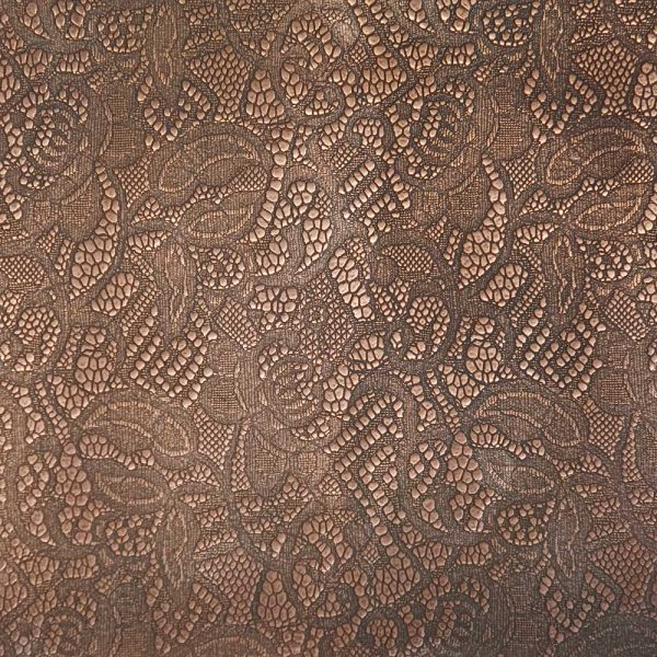 That Metal Company - Liquid Metal Series Bronze - CU6 Copper Laced with Black Wax