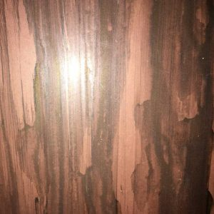 That Metal Company - Liquid Metal Series Bronze - PT5 Copper Stripes