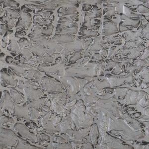 That Metal Company - Liquid Metal Series Iron - FE6 Iron Heavy Texture With Black Wax